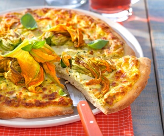 pizza-courgette_Gourmand Asia